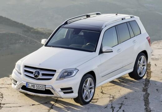 Mercedes-Benz GLK 220 2012