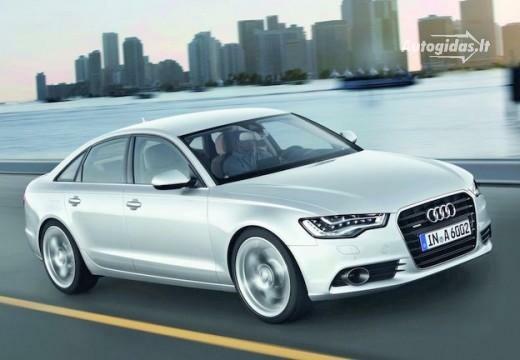 Audi A6 2012-2019