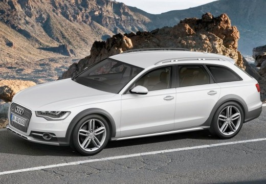 Audi A6 Allroad 2012-2019
