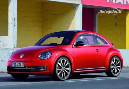 Volkswagen New Beetle 2011