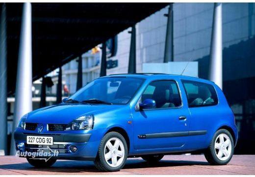 Renault Clio 2001-2004