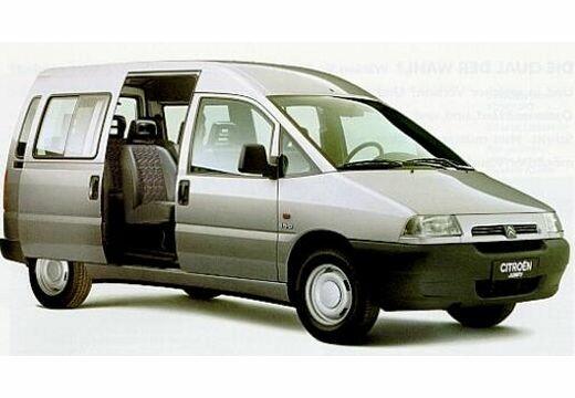 Citroen Jumpy Combi 2000-2002