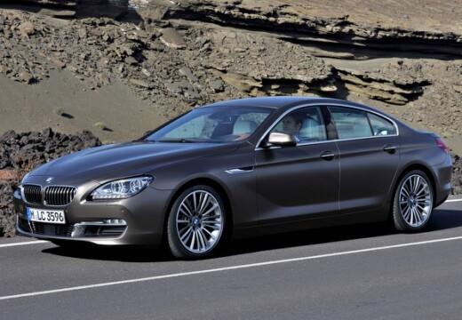 BMW 640 2012-2017