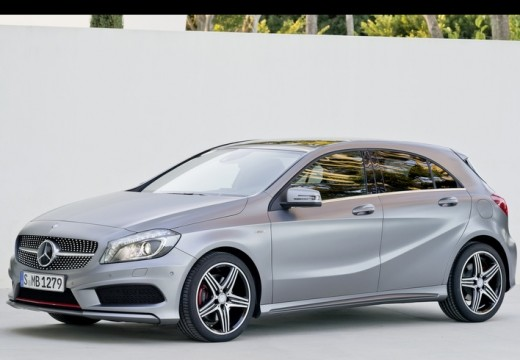 Mercedes-Benz A 180 2012