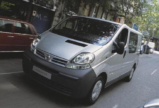 Nissan Primastar 2002-2006