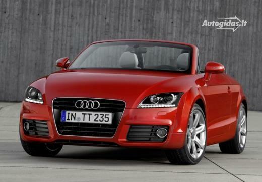 Audi TT 2012-2014