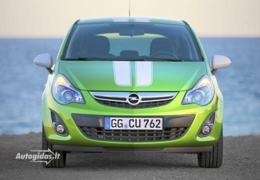 Opel Corsa 2012-2014