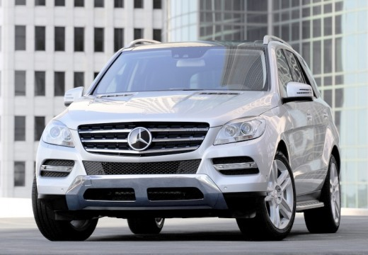 Mercedes-Benz ML 500 2012