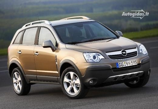 Opel Antara 2006-2008