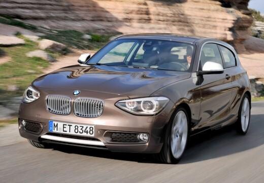 BMW 125 2012-2015