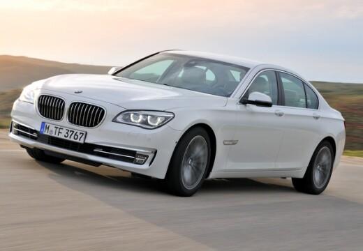 BMW 730 2012-2015