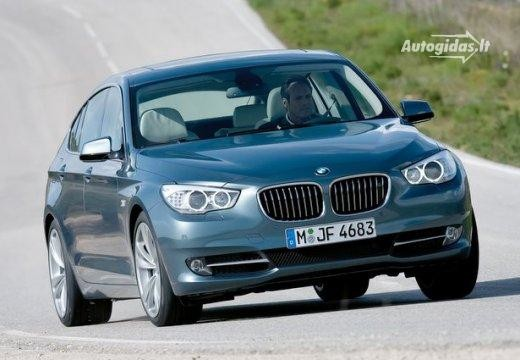 BMW GT 2012-2017