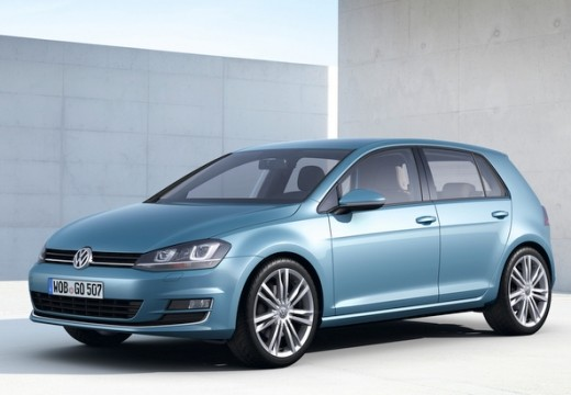 Volkswagen Golf 2012-2017