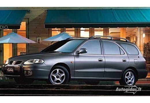 Hyundai Lantra 1997-2001