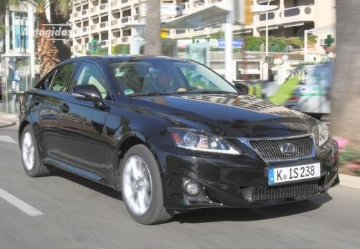 Lexus IS250 2012