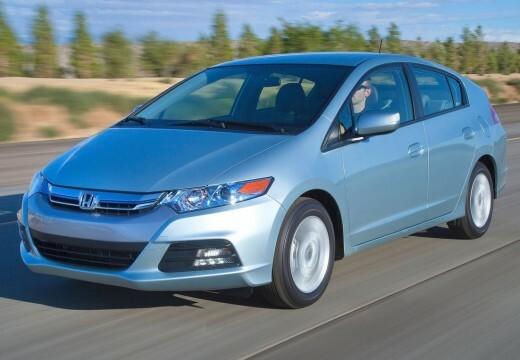 Honda Insight 2012