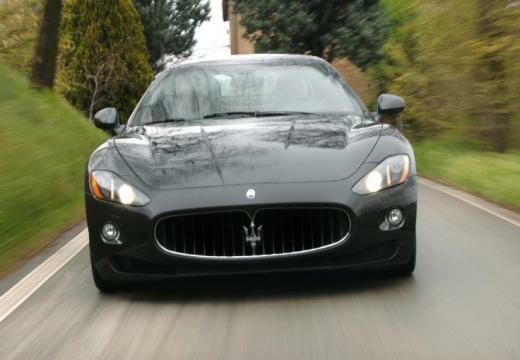 Maserati GranTurismo 2012