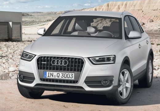 Audi Q3 2012-2014
