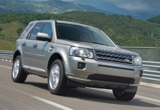 Land Rover Freelander 2012
