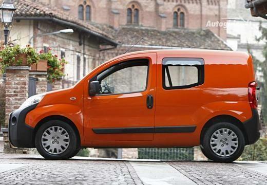 Fiat Fiorino 2010-2011