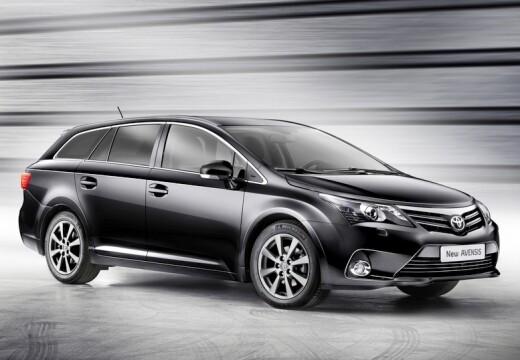Toyota Avensis 2013