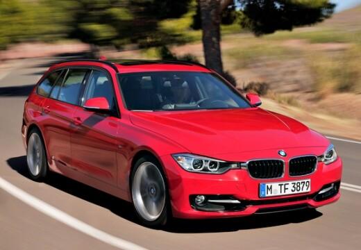BMW 318 2012-2016