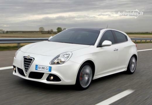 Alfa Romeo Giulietta 2013