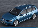 """""""Volkswagen Golf Variant"""": nepavydėtinai brangus vokiškas fenomenas foto 12"""