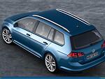 """""""Volkswagen Golf Variant"""": nepavydėtinai brangus vokiškas fenomenas foto 13"""