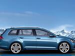 """""""Volkswagen Golf Variant"""": nepavydėtinai brangus vokiškas fenomenas foto 2"""