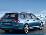 """""""Volkswagen Golf Variant"""": nepavydėtinai brangus vokiškas fenomenas foto 4"""