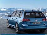 """""""Volkswagen Golf Variant"""": nepavydėtinai brangus vokiškas fenomenas foto 5"""