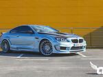 Hamann BMW M6 : Tokių pasaulyje yra tik du. foto 2
