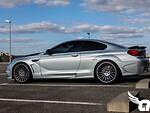 Hamann BMW M6 : Tokių pasaulyje yra tik du. foto 9