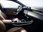 "Atskleistas naujo A klasės ""Mercedes-Benz"" interjeras foto 3"