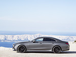 "Pristatytas trečios kartos ""Mercedes-Benz CLS"" foto 2"