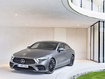 "Pristatytas trečios kartos ""Mercedes-Benz CLS"" foto 4"