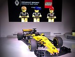 """""""Renault Sport"""" """"Formulės-1"""" komanda ir """"LEGO"""" suvienijo bendrą aistrą lenktynėms  foto 5"""