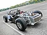 """""""Miss R"""" - elektrinis monstras, kuriam neprilygs net naujasis """"Tesla Roadster"""" foto 2"""
