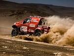 Dakaras po ketvirto etapo: lyderiai toliau klimpsta smėlyje foto 3