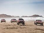 Dakaras po ketvirto etapo: lyderiai toliau klimpsta smėlyje foto 4