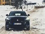 """Gineso rekordą užfiksavęs miesto visureigis """"Jaguar E-Pace"""" atvyko į Lietuvą foto 3"""