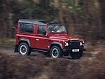 """Jubiliejaus proga išleistas kolekcinis """"Land Rover Defender Works V8"""" foto 2"""