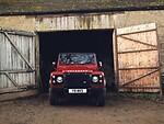 """Jubiliejaus proga išleistas kolekcinis """"Land Rover Defender Works V8"""" foto 3"""