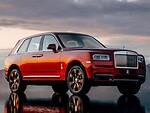 """Rolls-Royce"" pristatė visureigį ""Cullinan"" foto 3"