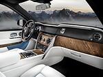 """Rolls-Royce"" pristatė visureigį ""Cullinan"" foto 4"