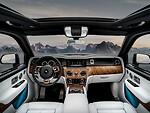 """Rolls-Royce"" pristatė visureigį ""Cullinan"" foto 5"