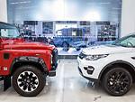 """70 """"Land Rover"""" metų: nuo vienintelio modelio iki prabangiausių visureigių šeimos  foto 3"""