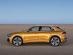 """Lietuvoje jau galima užsisakyti prabangiausią Q šeimos narį - naująjį """"Audi Q8"""" foto 2"""
