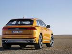 """Lietuvoje jau galima užsisakyti prabangiausią Q šeimos narį - naująjį """"Audi Q8"""" foto 3"""